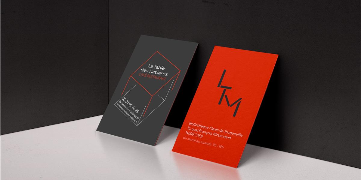 LtM Flyer Anne Lise Mommert PommeP Graphiste Webdesigner Caen La