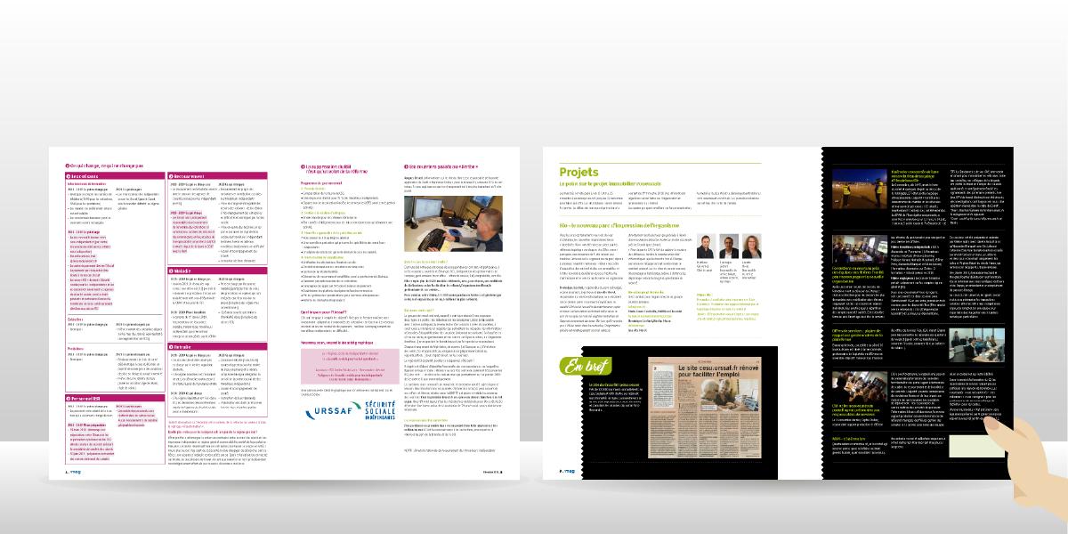 PommeP-graphiste-webdesigner-caenurssaf-haute-normandie-journal-interne-mag237_02.png