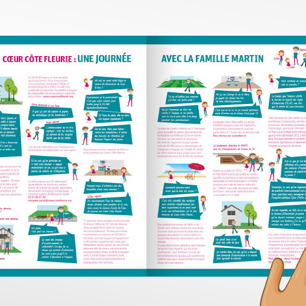 Magazine de l'interco Cœur Côte Fleurie