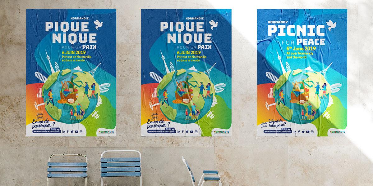 Anne-Lise-Mommert-graphiste-caen-normandie-attractivite-pique-nique-paix-affiche