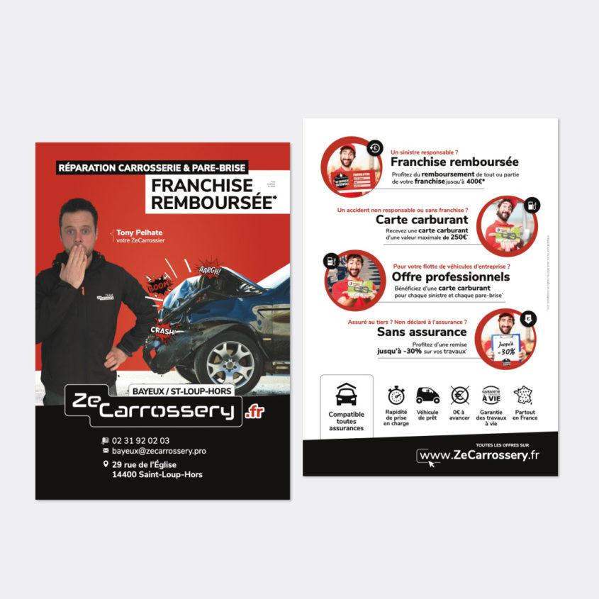 zecarrossery-remboursement-franchise-anne-lise-mommert-graphiste-communication-design-graphique-ZeC-campagne-crash-juin-2020-flyer-bayeux