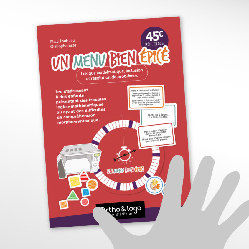 anne-lise-mommert-design-graphique-ortho&logo-edition-orthophonie-jeu-un-menu-bien-epice-flyer