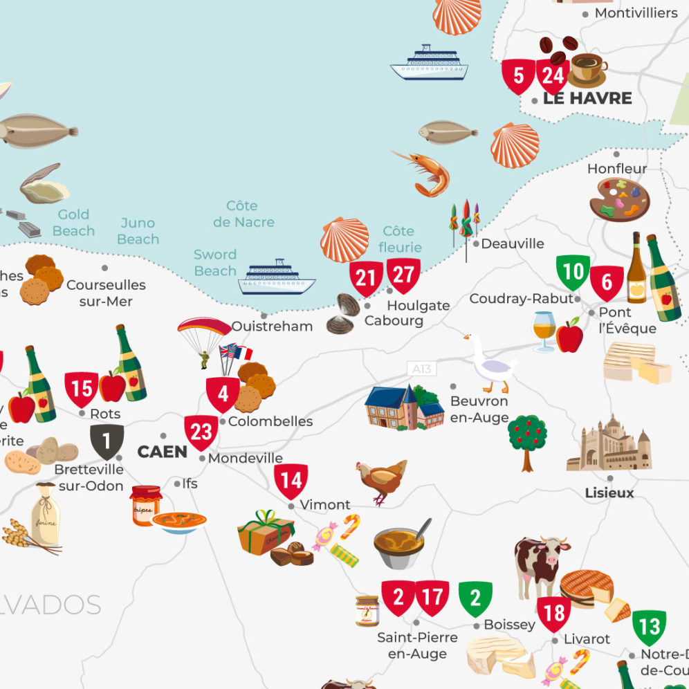 anne-lise-mommert-pommep-graphiste-freelance-normandiearea-normandie-carte-gastronomique-touristique-cover